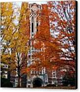 Tennessee Ayers Hall Canvas Print