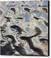 Textured Glass Canvas Print