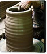 Thai Earthenware Canvas Print