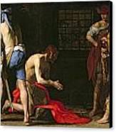 The Beheading Of John The Baptist Canvas Print