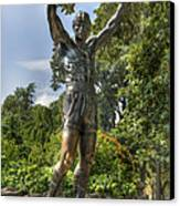 The Bronze Stallion II - Rocky Balboa - Philadelphia - Pennsylvania - Rocky Steps Canvas Print