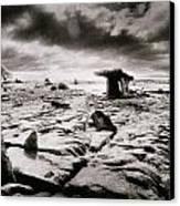The Burren Canvas Print by Simon Marsden