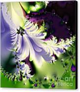 The Butterfly Effect . Version 2 . Square Canvas Print by Wingsdomain Art and Photography