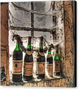 The Cellar Window Canvas Print