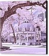 The Coronation Pavilion Canvas Print