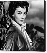 The Desert Song, Kathryn Grayson, 1953 Canvas Print by Everett