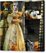 The Doll Salzburg Canvas Print by Mary Machare