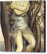 The Dryad Canvas Print