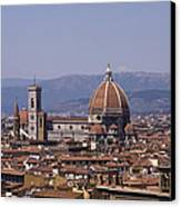 The Duomo Florence Canvas Print