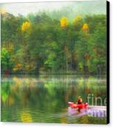 The Good Life Canvas Print by Darren Fisher