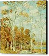 The Hawk's Nest Canvas Print