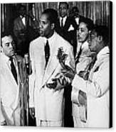 The Ink Spots, C1945 Canvas Print