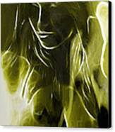 The Look Of Medusa Canvas Print