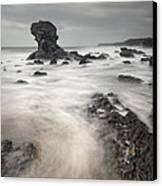The Milky Sea Canvas Print