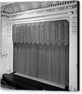 The Missouri Theater Building, View Canvas Print