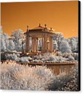 The Muny At Forest Park Canvas Print by Jane Linders