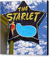 The New Starlet Canvas Print by Ron Regalado
