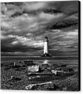The Old Lighthouse  Canvas Print