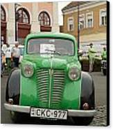 The Old Opel Canvas Print