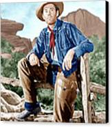 The Ox-bow Incident, Henry Fonda, 1943 Canvas Print by Everett