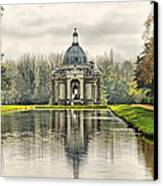 The Pavillion Canvas Print by Chris Thaxter
