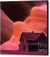 The Perfect Storm Canvas Print by Bob Christopher
