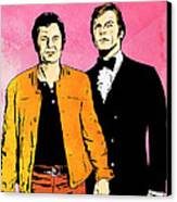 The Persuaders Canvas Print