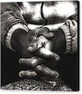 The Prayer Canvas Print