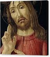 The Resurrected Christ Canvas Print