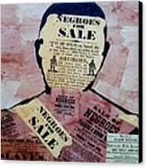 The Slave Canvas Print
