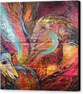 The Spirit Of Ein Gedi Canvas Print