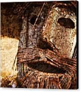 The Tin Man Canvas Print by Kathy Clark