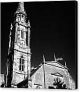 The Tron Church Edinburgh Scotland Uk United Kingdom Canvas Print by Joe Fox
