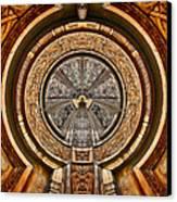 The Turbine - Archifou 63 Canvas Print