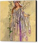 Titania Queen Of The Fairies A Midsummer Night's Dream Canvas Print