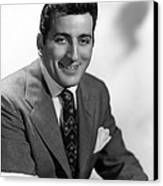 Tony Bennett, C. 1952 Canvas Print