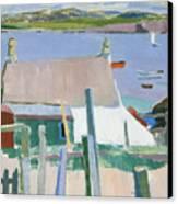 Towards Mull Canvas Print