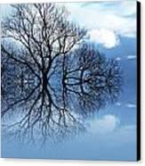 Tree Of Life Canvas Print by Sharon Lisa Clarke