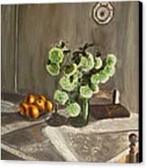 Tuscan Kitchen Canvas Print by Demian Legg
