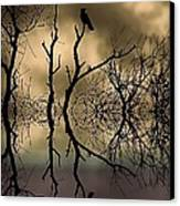 Twilight Canvas Print by Sharon Lisa Clarke