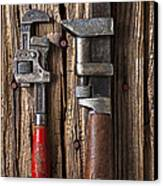 Two Wrenches Canvas Print by Garry Gay