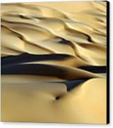 Ubari Sand Sea, Libya Canvas Print by Joe & Clair Carnegie / Libyan Soup