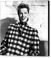 Undercurrent, Katharine Hepburn, 1946 Canvas Print by Everett