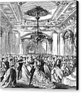 Union League Club, 1868 Canvas Print
