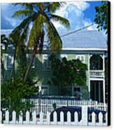 Urban Key West  Canvas Print
