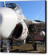 Us Fighter Jet Plane . 7d11232 Canvas Print