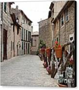 Valldemossa Canvas Print by Ana Maria Edulescu