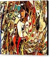 Venetian Abstract Canvas Print