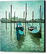 Venice Canvas Print by Paul Grand
