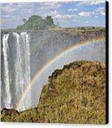 Victoria Falls Canvas Print by Tony Beck